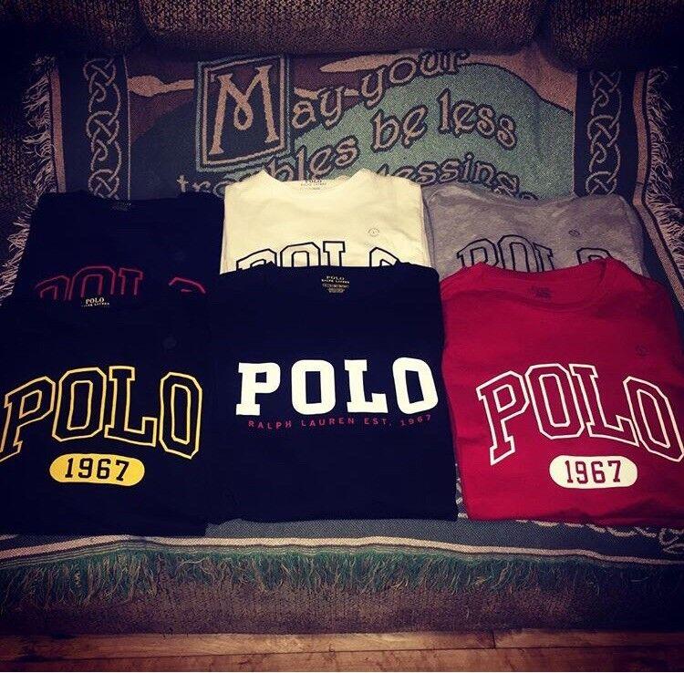 Polo Ralph Lauren Classic Tee NFL Team Farbes