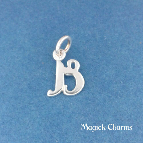 925 Sterling Silver ZODIAC SIGN Symbol Astrology Small CHARM Pendant You Choose