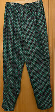 Retired Nwot Happy Chef Blue Checkered Classic Baggy Mens Chef Pants Xlarge