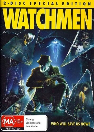 1 of 1 - WATCHMEN : NEW 2-DVD Special Edition