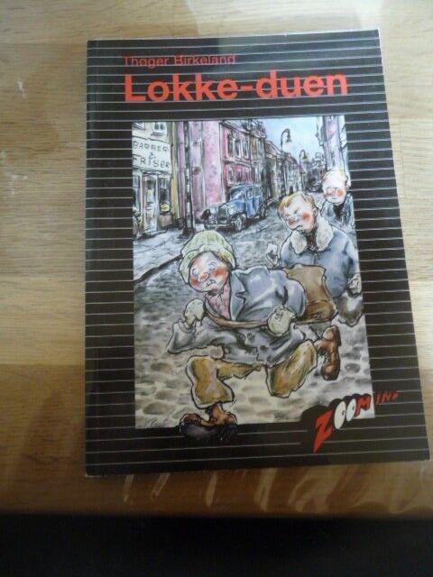 Lokke - duen, Thøger Birkeland