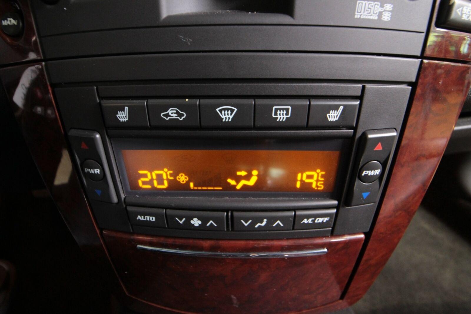 Cadillac CTS V6 aut.