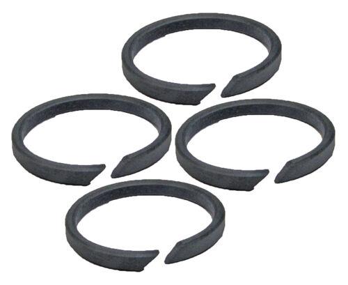 Ridgid 4 Pack Of Genuine OEM Replacement Piston Rings # 079001001008-4PK