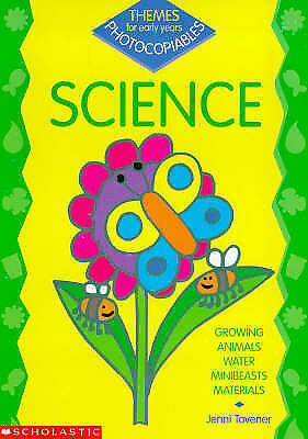 Science Themes (Themes for Early Years Photocopiable), Tavener, Jenni, Very Good