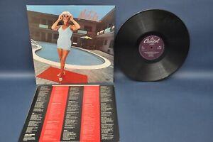 """THE MOTELS ORIGINAL VINYL ALBUM """"MOTELS"""" 1979 CAPITOL RECORDS EST-11996 LP"""