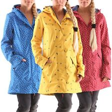 Blutsgeschwister Wild Weather Long Damen Softshell Mantel in 8 Farben