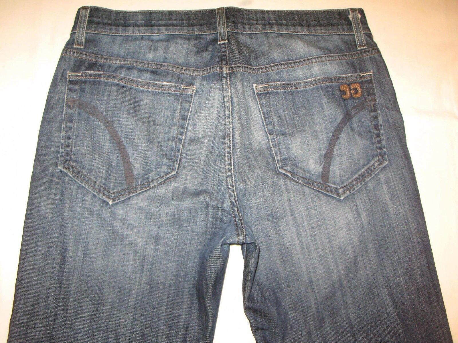 J0E's Jeans Herren Klassisch Eng Gerade Bein mit Stretch Distressed 33 X 27    Wir haben von unseren Kunden Lob erhalten.