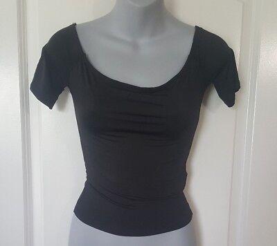 Juniors Top Black Shirt Bongo S Small M Med L Large XL Extra Large NEW $16.99