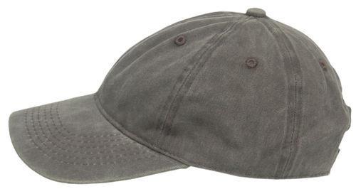 Cool 4 Stonewashed Jeans dunkeloliv 6-Panel Basecap Baseball Cap sbc06