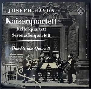 TELEFUNKEN-SLT-43087-B-ED-1-GERMAN-PRESS-HAYDN-STRAUSS-QUARTETT-NM-COND-SUPERB