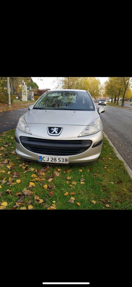 Peugeot 207, 1,6 HDi 90 Comfort+, Diesel