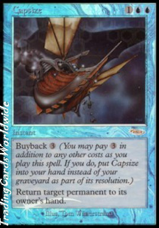 Capsize      Foil    NM    FNM  Promos    engl.    Magic the Gathering 00c8fa
