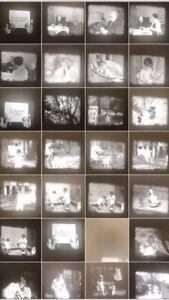 Zelluloid 16mm Privatfilm Um 1937 Weihnachten Ostern Alltag Familie #2 Technik & Photographica