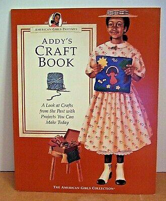 American Girl Addy/'s Craft Book-Pleasant Company