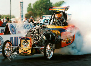 Details about FUEL ALTERED PHOTO THE RAT TRAP DRAG RACING