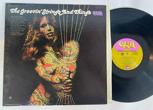 The-Groovin-Strings-and-Things-Self-Titled-Record-LP-EX-Vinyl-CUB-Psych-Rock
