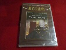 "DVD NEUF ""FANTOMAS"" Jean MARAIS, Louis DE FUNES, Mylene DEMONGEOT"
