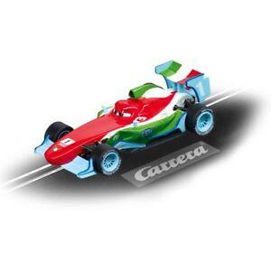 DISNEY-CARS-ICE-FRANCESCO-BERNOULLI-Carrera-Go-Fahrzeug-20064022-NEU-amp-OVP