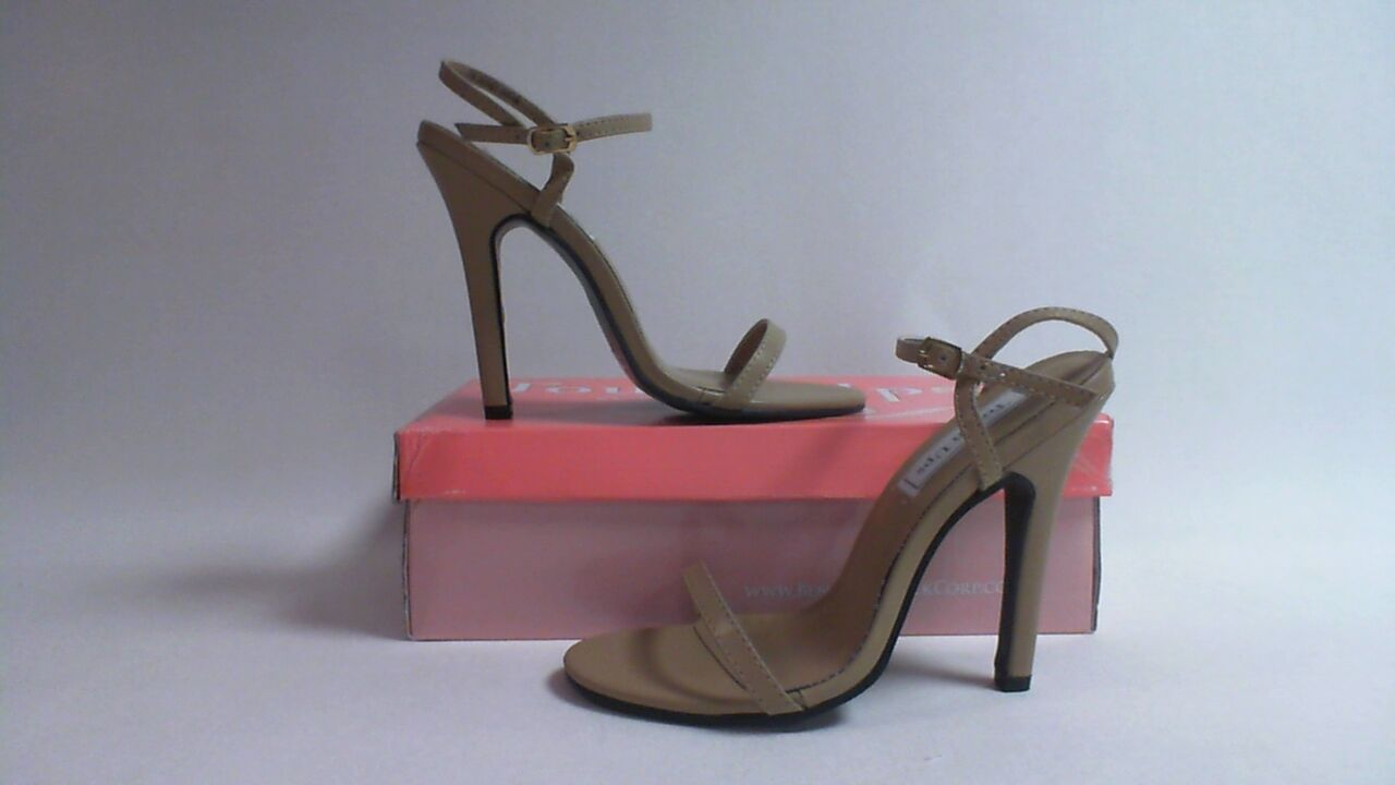 Touch Ups Wedding/Evening Shoes - Genesis - Taupe - US 7M - UK 5 - HH 4