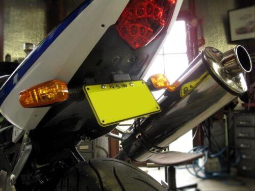 LED Fender Eliminator Tail Tidy 2003 2004 Suzuki GSXR1000 GSXR 1000 K3 K4 03 04