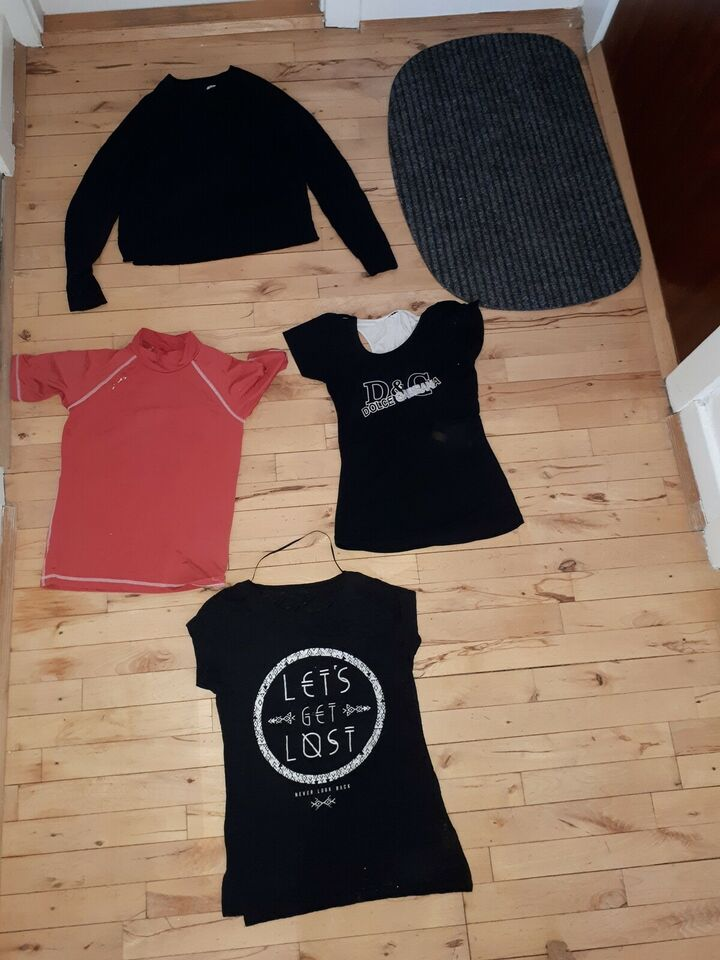 Blandet tøj, x, x