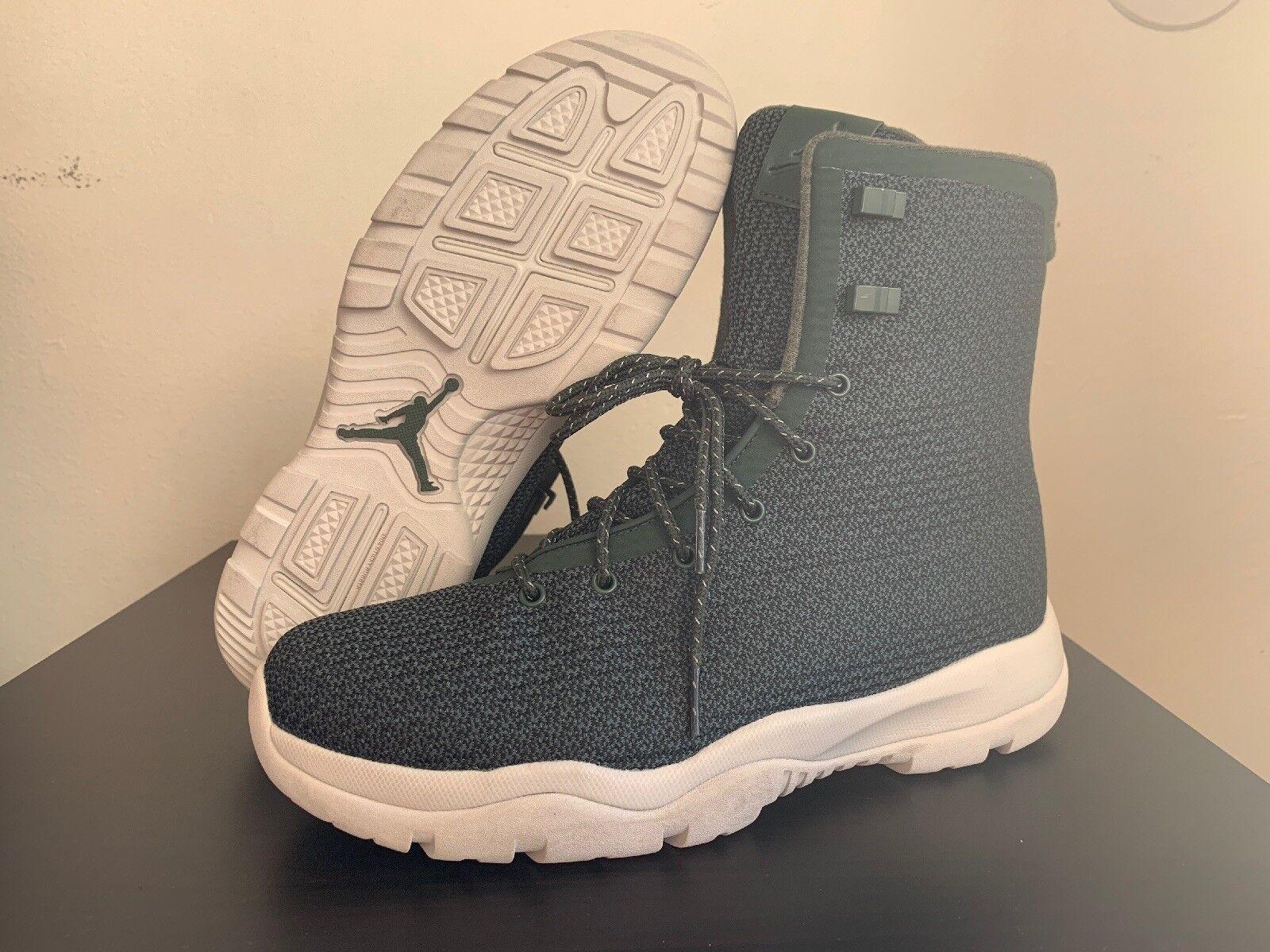 Air Jordan Future Stiefel 854554-300 Grove Grün Men Größe 10.5 10.5 10.5 MSRP  225 e9e6e3