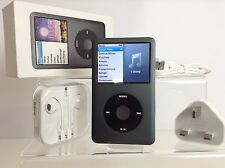 Apple iPod Classic 7th Generation Black / Space Grey (160GB) - PRISTINE