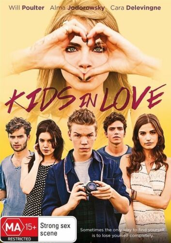 1 of 1 - Kids In Love (DVD, 2017)