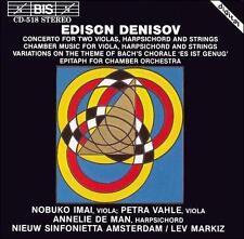 Edison Denisov: Concertos / Chamber Music / Variations, New Music