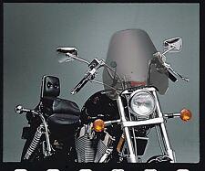 Slipstreamer S-06 Spitfire Windscreen 1 Inch Smoke Cruiser Motorcycle