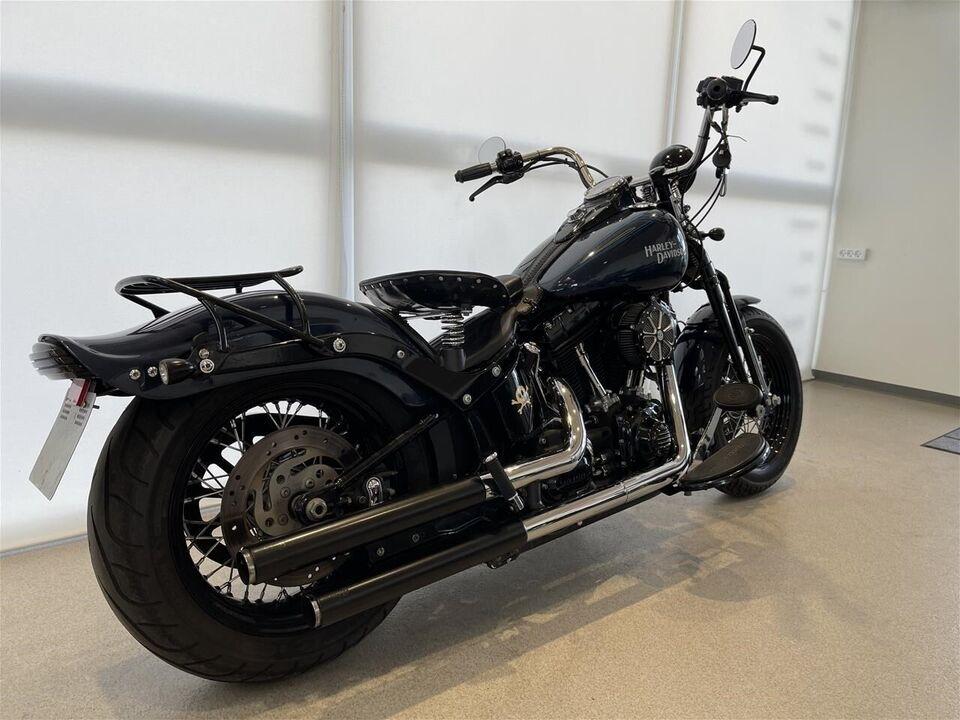 Harley-Davidson, FLSTSB Softail Cross Bones, ccm 1585