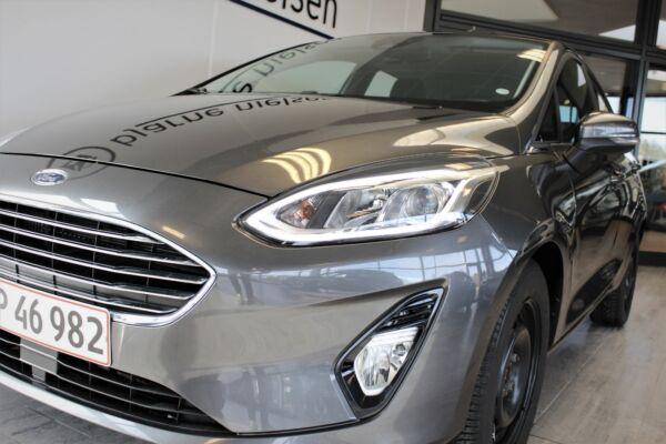 Ford Fiesta 1,0 EcoBoost Titanium billede 4