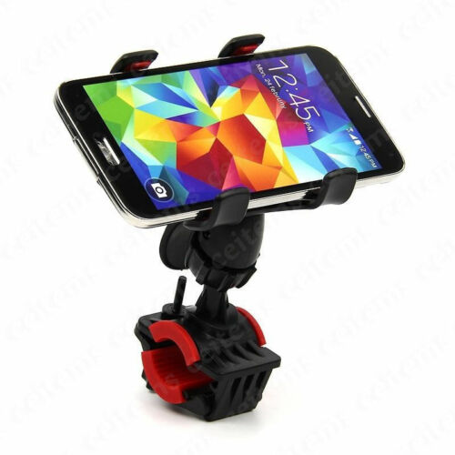 Motorcycle MTB Bike Bicycle Handlebar Mount For Phone Holder GPS Universal EN