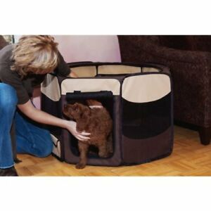 Octagon-Pet-Pen-With-Removable-Top