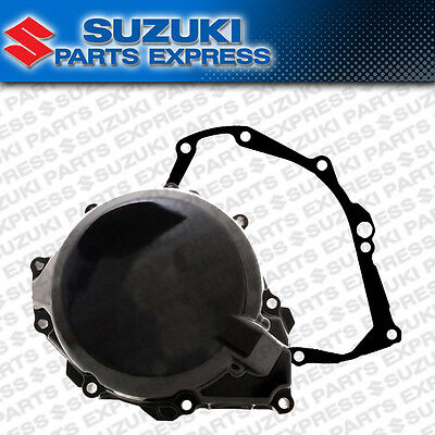 ABS plastic Chrome Engine stator cover For SUZUKI GSX1300R Hayabusa 1999-2011