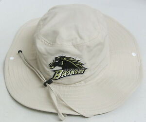 4c3a1be26af Image is loading Western-Michigan-Broncos-Putty-Safari-Hat-By-adidas