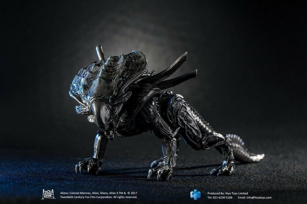 Hiya Toys Exquisite Mini Aliens Colonial Marines Xenomorph Crusher 1/18 Figure