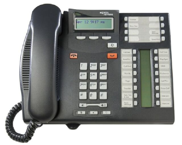 Nortel Networks T7316e Multi Line Refurbished Phone with Two Year Warranty