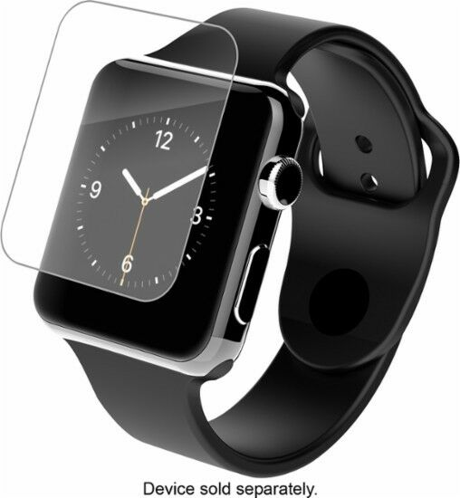 ZAGG InvisibleShield HD Clarity Clear Screen Protector Apple Watch 42mm 3 2  1