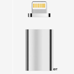 Magnetic-8-Pin-Lightning-Charging-Charger-Adapter-For-Apple-iPhone-6-6s-7-8-Plus