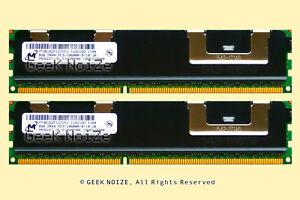 Server-RAM-16GB-2x-8GB-PC3-10600R-ECC-REG-DDR3-1333-2Rx4-Memory-FIT-Dell-HP-IBM