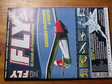 $$v Revue Fly International N°172 Nimes  Skyraider Lindinger  Pitts Bulldog