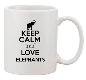 Keep-Calm-And-Love-Elephants-Safari-Animal-Lover-Funny-Ceramic-White-Coffee-Mug