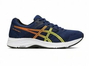 SCARPE-SNEAKERS-ASICS-UOMO-GEL-CONTEND-5-1011A256-405-RUNNING-ORIGINAL-NEW