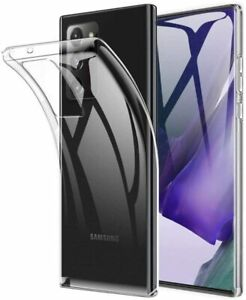 Samsung Galaxy Note 20 ULTRA  -  Coque gel souple résistant transparent