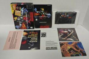 Killer-Instinct-SNES-Super-Nintendo-AUTHENTIC-Tested-Game-Complete-NEW-Music-CD