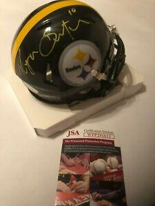 0b6987612ef Image is loading Ryan-Switzer-Autographed-Pittsburgh-Steelers -Speed-Mini-Helmet-