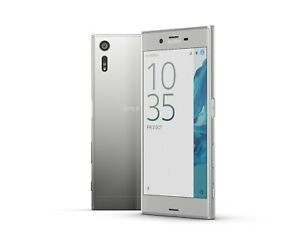 Sony-XPERIA-XZ-in-Platinum-Handy-Dummy-Attrappe-Requisit-Deko-Muster