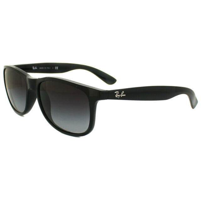 0da5031a8 Sunglasses Ray-Ban Andy Rb4202 601/8g 55 RAYBAN Black for sale ...