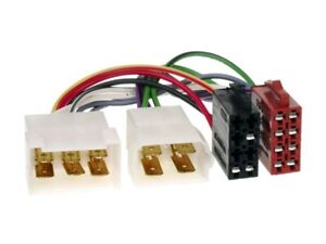 image is loading radio-adapter-cable-for-din-iso-plug-connector-